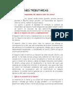 Cuestionario Obligaciones Tributaria 2015 - Resuelto (1)
