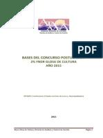 Bases de Cultura 2015 Actualizada 28.05.151