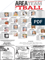 Spring Sports All Area 2015