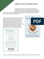 Diabetes E Dieta Facilmente Iniciar Um Diab?tico Menu Plano De
