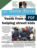Ghetto Mirror June 2015 Issue