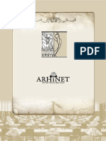 Brošura - Arhinet