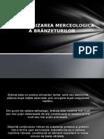 Caracterizarea Merceologica a Brânzeturilor