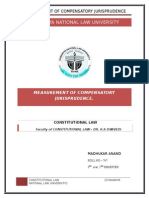 MEASUREMENT OF COMPENSATORY JURISPRUDENCE.