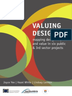 ValuingDesign Report 2015