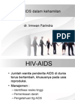 HIV Dalam Kehamilan