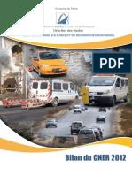 Bilan CNER 2012(Rapport)
