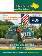 Informativo TX 26ava Edicion Junio 2015 PDF