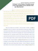 final essay word