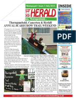 South West Holderness Herald July 2015 Issue 3