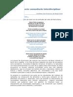 Proyecto Socio Comunitario Interdisciplinar