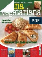 Revista Cocina Vegetariana