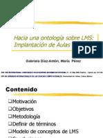 Ontologia de los LMS