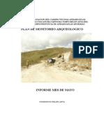 Plan de Monitoreo Arqueologico  mayo.doc