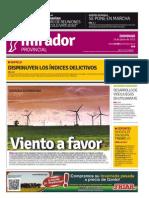 Edición impresa del domingo 14 de junio de 2015