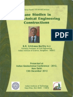 Case Studies in GGeotech Engineering Constructionseotech Engineering Constructions_B.R.srinivasa Murthy