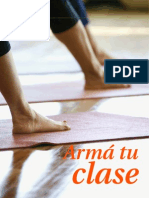 Como Armar Una Clase Articulo Yoga Mas