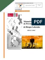 Manual Oshas18001