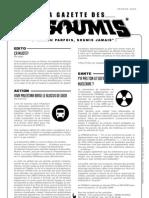 La Gazette Des Insoumis - N°03 (A4)