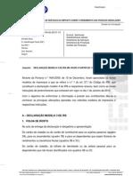 Of Circulado Modelo 3