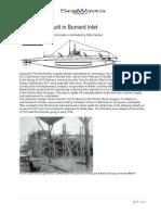 RCN News Magazine Submarines Built in Burrard Inlet