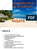 Presentación Ppt UD Medio Acuático