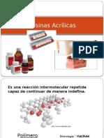 Resinas Acrilicas I