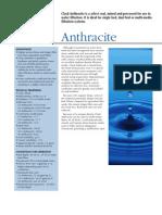 Ficha tecnica de la Antracita
