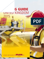 Dhl Express Pricing Guide 2015