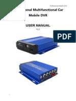 500 Series Car Mobile DVR User Manual V2.5