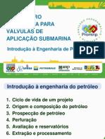 Introdução à Engenharia de Petróleo