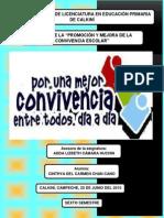ENSAYO DE CONVIVENCIA