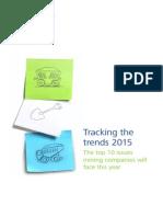 Deloitte Desafíos MinerOs 2015