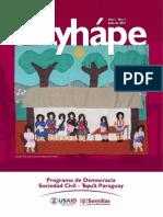 Revista Atyhape - Ano I - N 1 - Julio de 2011 - Paraguay - PortalGuarani