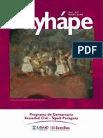 Revista Atyhape - Ano I - N 2 - Octubre de 2011 - Paraguay - PortalGuarani