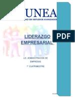 LIDERAZGO EMPRESARIAL T3