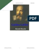 El Teatro de Galileo Galilei - Bertolt Brecht
