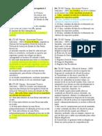 Simulado Normas da Corregedoria I.doc