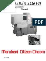 citizen - A220 PT-BR