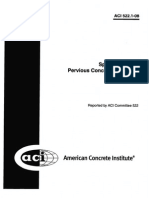 ACI-522I-08-Specification for Pervious Concrete Pavement