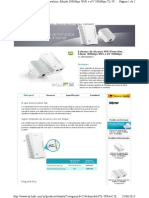 Extensor de Alcance WiFi Powerline