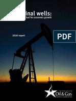 2010 Marginal Well