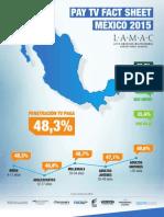 Pay TV Fact Sheet LAMAC Mex Mayo 2015