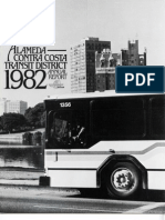 AC Transit Annual Report 1981-1982