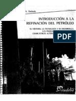 15 Introduccion a La Refinacion Del Petroleo