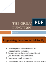 The Organizing Process.ppt
