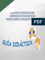 Guia Didactica Preescolar