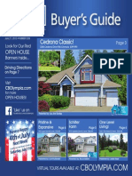 Coldwell Banker Olympia Real Estate Buyers Guide June 27th 2015