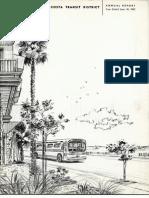 AC Transit Annual Report 1961-1962