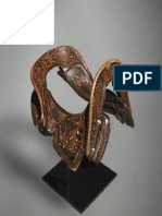 13th or 14th c Mongolian Saddle